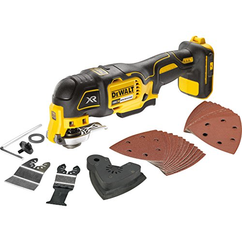 Advanced DCS355 18 V DeWalt XR multiherramienta inalámbrico