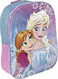 Star Licensing 50608 Disney Frozen Zainetto per Bambini, 29 cm, Multicolore