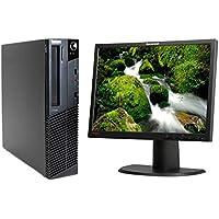 Genéricos COMBO PC SFF LENOVO M91 + MON.19P. L1900PA/I5-2400 3.1GHZ/4GB/250GB/WIN 7