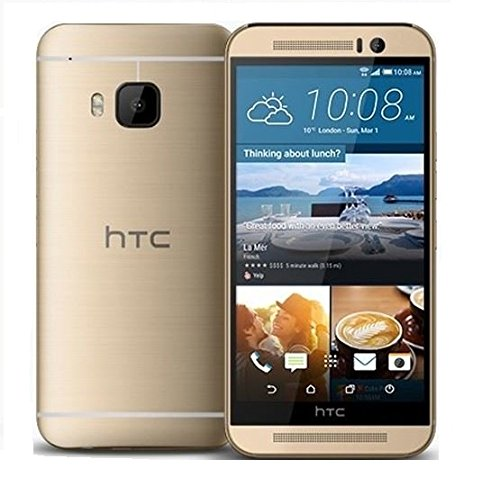HTC One M9 Smartphone, kein SIM-Lock, 4G, 5 Zoll, 32 GB, Android 5.0 Lollipop