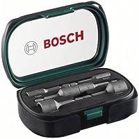 Bosch 2607017313 - Set con 6 llaves de vaso
