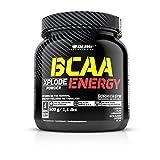 Olimp BCAA Xplode ENERGY powder - 500g Dose Xplosive Cola Flavour