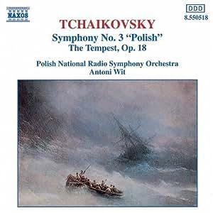 Symphony No.3,the Tempest