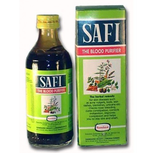 HAMDARD Safi Hamdard Blood Purifier Syrup 500 Ml