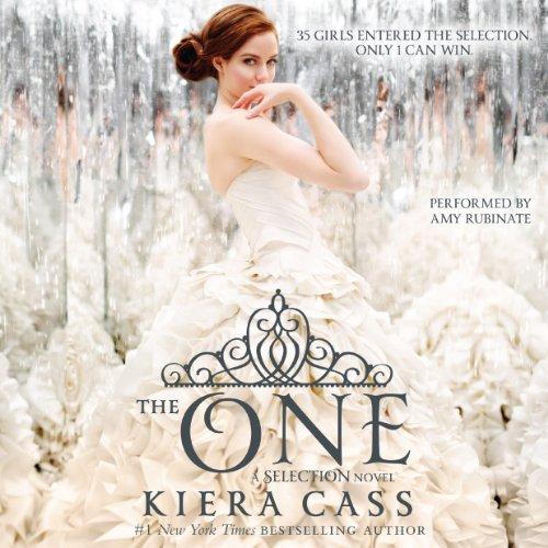 Buchseite und Rezensionen zu 'The One: Selection, Book 3' von Kiera Cass