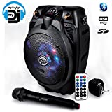 Enceinte mobile amplifiée My DJ PICKY 6.5 200W