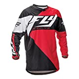 369-922YS - Fly Racing 2016 Youth F-16 Motocross Jersey S Red Black