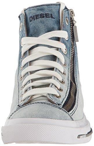 Diesel MAGNETE EXPO-ZIP W - Damen Schuhe Sneaker - 01067 PR573 Blue