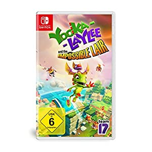 Yooka -Laylee and the Impossible Lair – [Nintendo Switch]