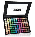 TZ cosmetix–88colores mate sombra de ojos paleta de maquillaje Kit Set Profesional Caja tz-m-88