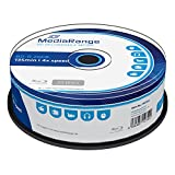 MediaRange MR503 BD-R Blu-ray disc (25 GB 4 x speed, 25 stuks) 135 min.