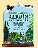 Cultivar un jardín en miniatura