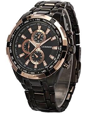 Herren Armbanduhr – CURREN golde
