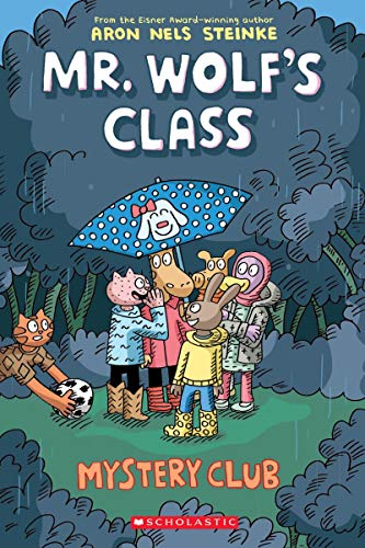 Mystery Club Mr. Wolf's Class