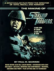 The Making of Starship Troopers by Paul M. Sammon (1997-12-01)