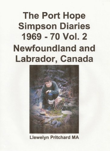 The Port Hope Simpson Diaries 1969 - 70 Vol. 2 Newfoundland and Labrador, Canada (Basque Edition)