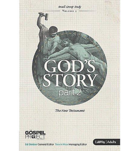 God S Story Part 2 Member Book Gospel Project Tgp