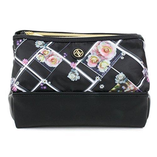 adrienne-vittadini-womens-travel-cosmetic-case-black-floral-print-by-adrienne-vittadini