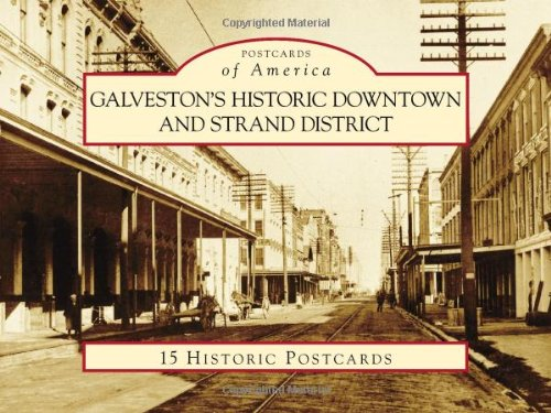 Galveston's Historic Downtown and Strand District (Postcards of America)