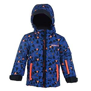 Degré7Kids Kinder Camo JKT Ski Jacke