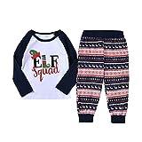 puseky Eltern-Kind-Papa Mutter Baby Kinder Familie passenden Weihnachten Pyjama Nachtwäsche Homewear Set