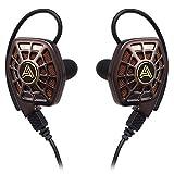 Audeze Lightning-iSINE 20- Premium In-Ear-Kopfhörer, Headset mit Mikrofon, KEIN Noise-Cancelling, Individuelle Klangeinstellungen via iOS App, Atemberaubendes Klangerlebnis - Lightning / Schwarz