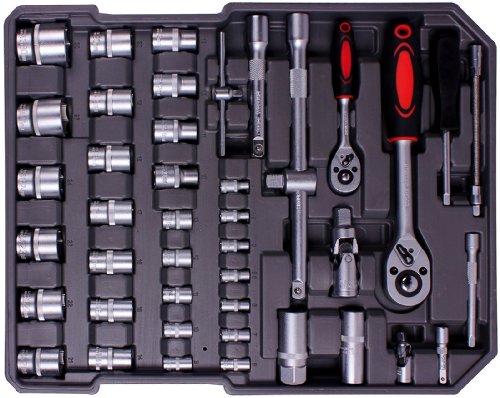 El Fuego Werkzeugkoffer / Trolley 186-teilig, 359 - 3