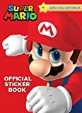 Super Mario Official Sticker Book (Nintendo) (Sticker Books)