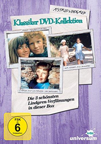 Astrid Lindgren Klassiker DVD-Kollektion: Alle Infos bei Amazon