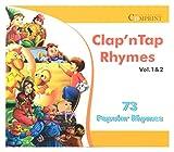 Clap n Tap Rhymes Vol 1 and 2- CD-ROM