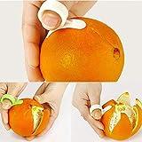wuudi mini arancione Opener pelapatate cutter plastica agrumi arancio limone Remover pelle
