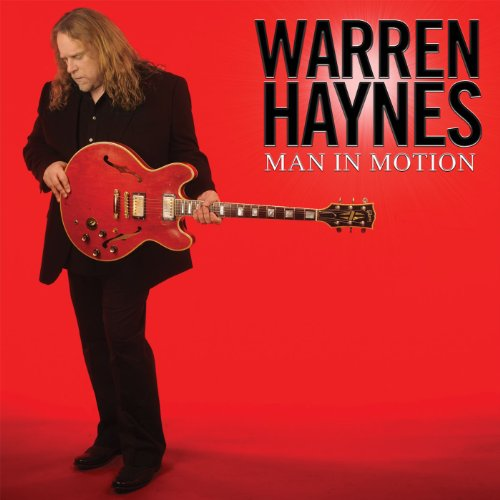 Man In Motion - In Von Motion Warren Haynes Man