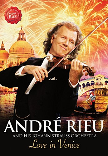 Andre' Rieu - Love In Venice [Blu-ray] [IT Import]Andre' Rieu - Love In Venice [Blu-ray] [IT Import]