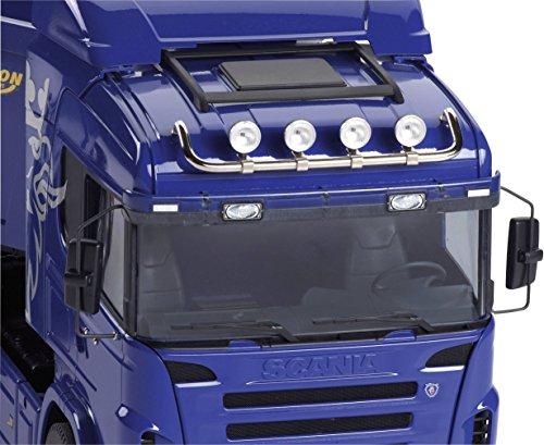 Barre avec phares Scania R470/ R620 1:14 Carson 907064