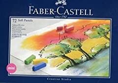 Idea Regalo - Faber Castell 128272 Creative Studio Creta Soft Pastel