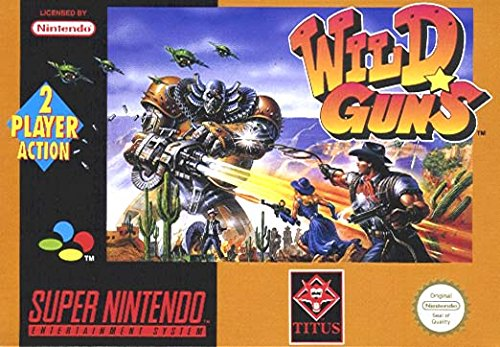 Wild Guns (Guns Wild)