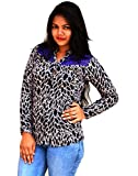 Aarti Collections Women's Cotton Top (AC...