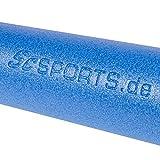 ScSPORTS Pilatesrolle blau 15 x 90 cm, 10001982 - 5