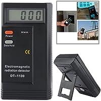 Radiazioni Elettromagnetiche Detector EMF Misuratore Misuratore Tester(Black)