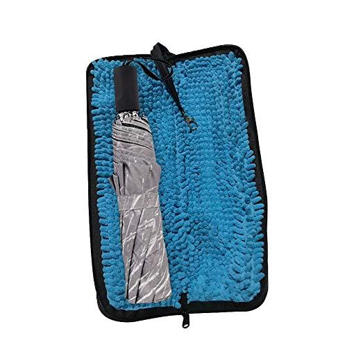 Regenschirm-Tasche mit Riemen Double-Surface Velvet Umbrella Bag Haushalt Car Umbrella Cover Bag