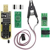 KeeYees SOP8 SOIC8 Test Clip per EEPROM 25CXX / 24CXX + CH341A 24 Programmatore USB Flash BIOS EEPROM Serie 24 25