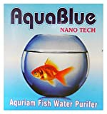 #1: Aqua Blue Nano Tech Combo Aquarium Fish Water Purifier Kit 1, 20 Grams