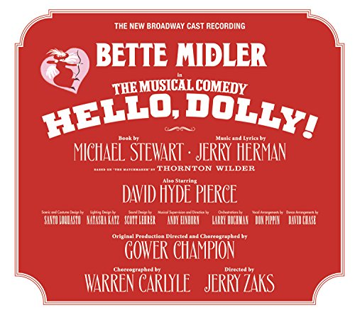 Hello, Dolly! (New Broadway Cast Recording) (New Broadway Cast)