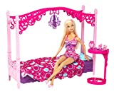Barbie Glam Bedroom Furniture and Doll S...