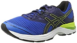 Asics Men's Gel-pulse 9 Gymnastics Shoes, Blue (Directoire Blueblackindigo Blue), 10.5 Uk