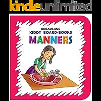 Kiddy Board Book - Manners