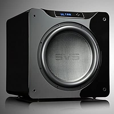 SVS SB16 Ultra Subwoofer Gloss Black from SVS