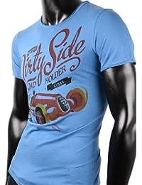 Herren T-Shirt Shirt Dirty side 100% Baumwolle shirt Tanktop Tank top T shirt poloshirt