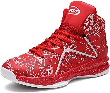 e48121275d FHTD Sportive Scarpe Scarpe Scarpe da Basket Uomo scarpe da ginnastica anti  scivolo flessibili traspiranti corsa ...