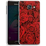 Samsung Galaxy A3 (2016) Housse Étui Protection Coque Rose Roses Roses